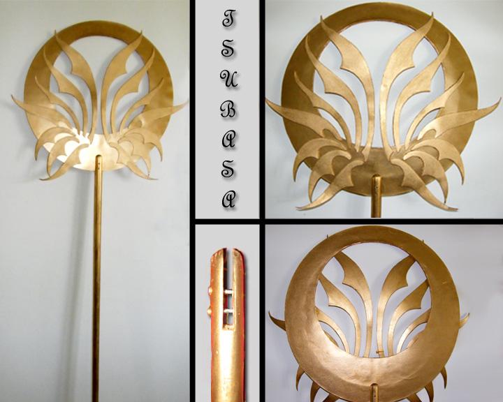 Tsubasa: Sakura Staff Tutorial by Sakura-Seraphim