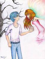 Summer Queen and Winter Prince by Sakura-Seraphim