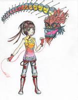 Knite OC by Sakura-Seraphim