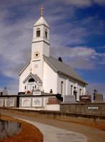 Serbian Church by merzlak