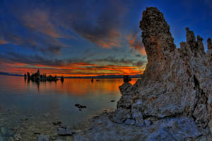 Mono Lake Sunrise 2