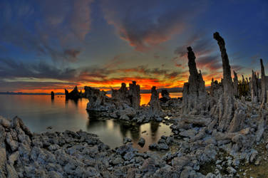 Mono Lake Sunrise 4