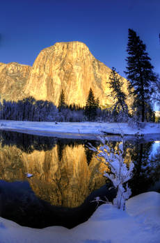 Yosemite Winter 3