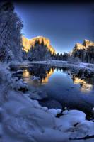 Yosemite Winter 4 by merzlak
