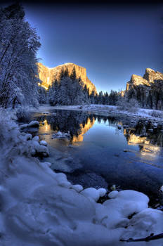 Yosemite Winter 4