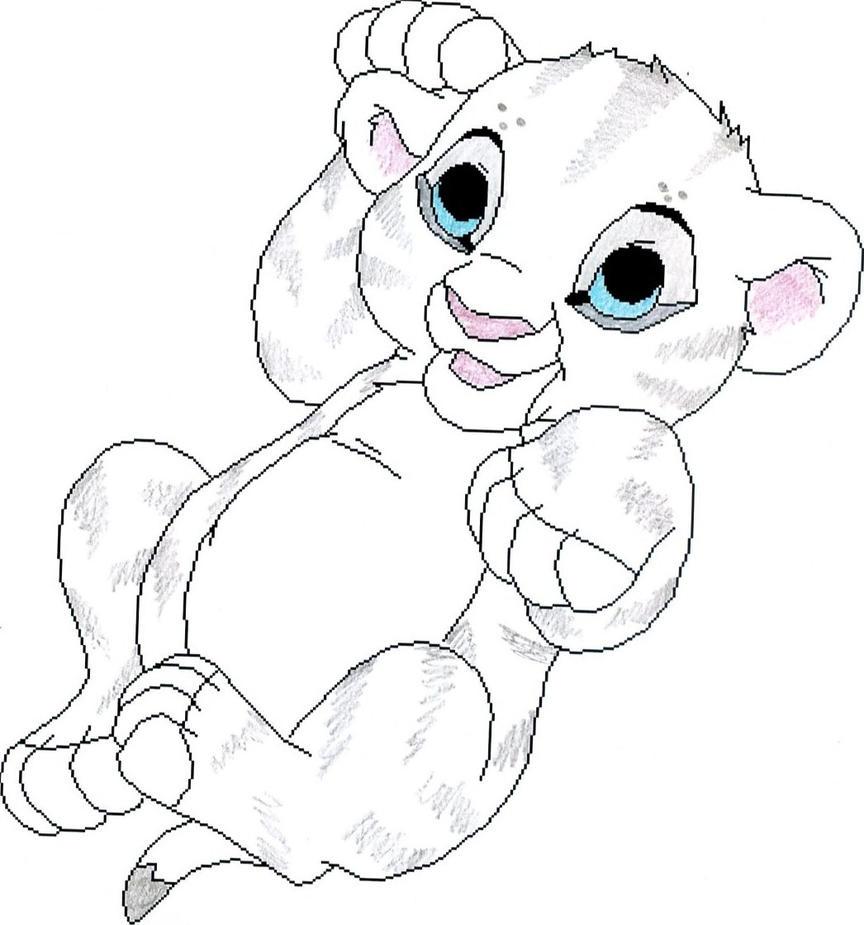 Baby Bianca by brandi3981 on DeviantArt