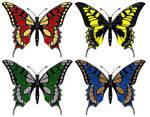 Hogwarts Butterflies