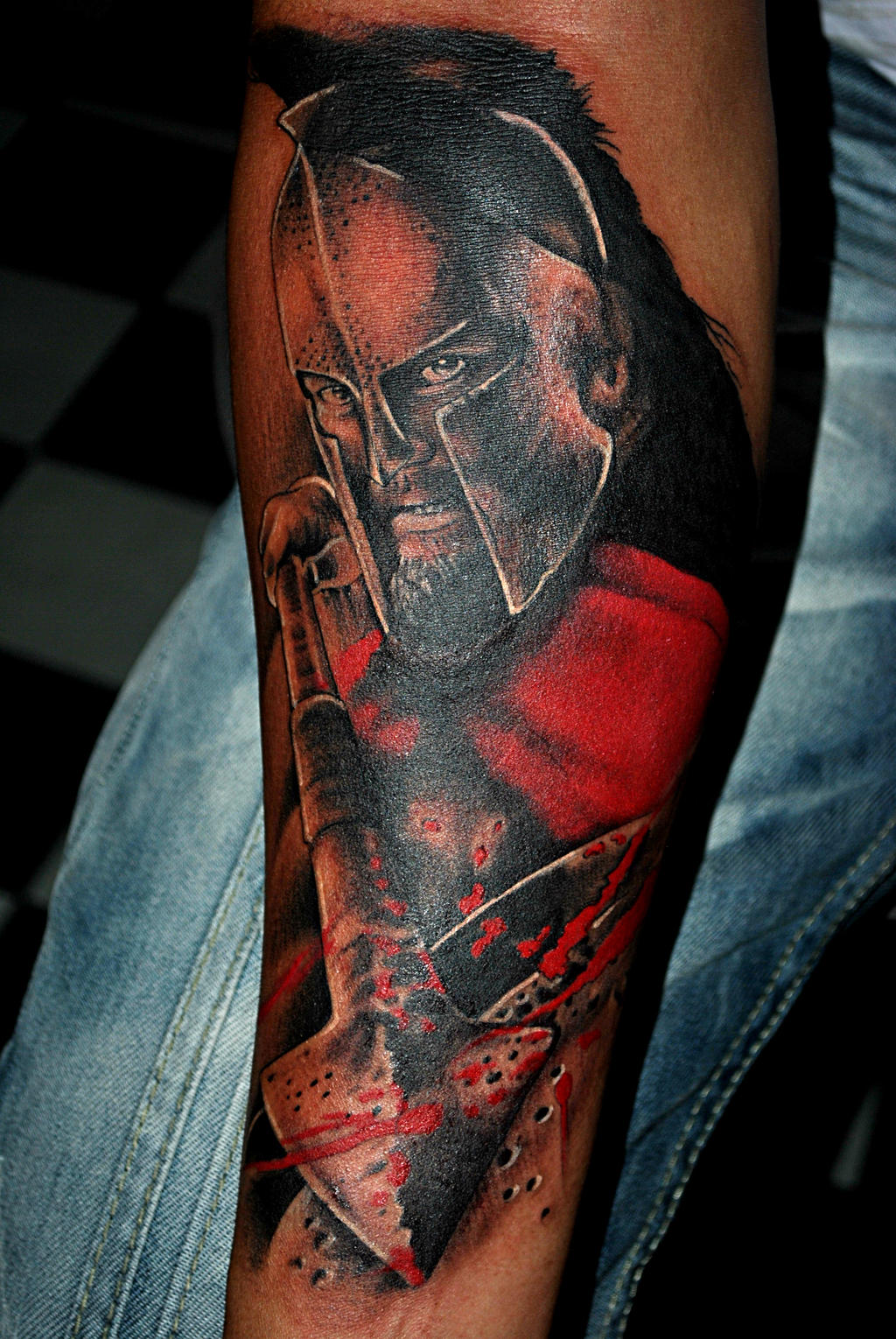 Spartan Tattoos 4 Pictures to Pin on Pinterest - TattoosKid