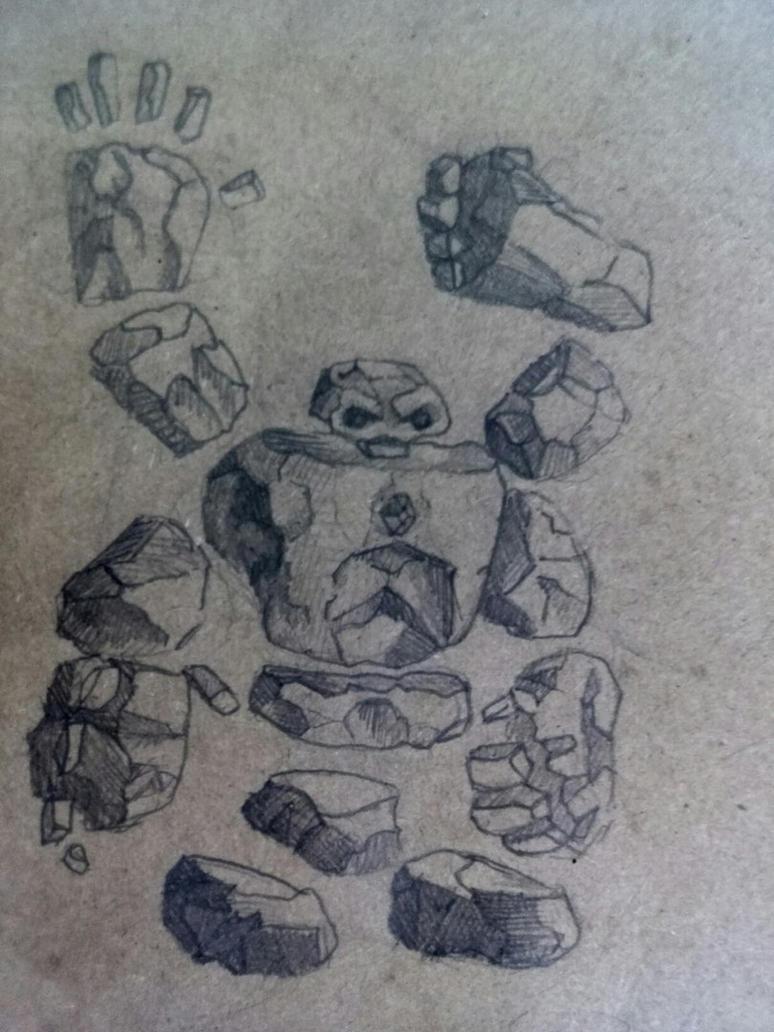 elemental of rock by kuuvalas