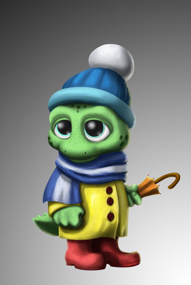 little croco by kuuvalas