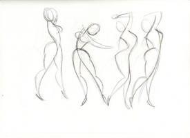Quickly Sketchs-7 by jfsouzatoons