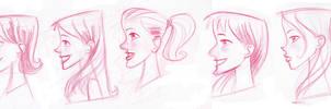 Profile Challenge - Sketch by jfsouzatoons
