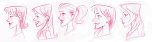 Profile Challenge - Sketch