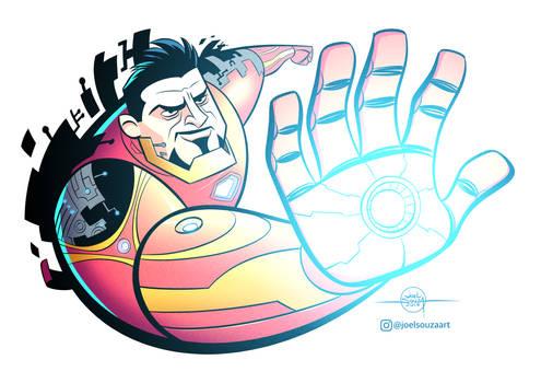 I`m Iron Man!