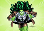 COMMISSION - She Hulk