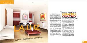 Habitarte Magazine Article by gianx
