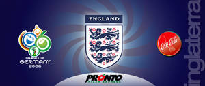 World Cup Sticker England
