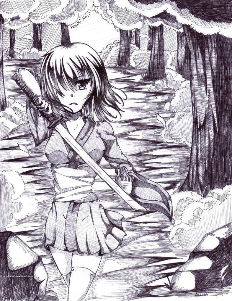 Enter the dark side by KoyukiMori