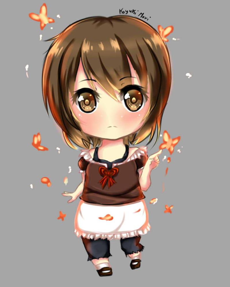 Fatal Frame 2: Chibi Mio by KoyukiMori