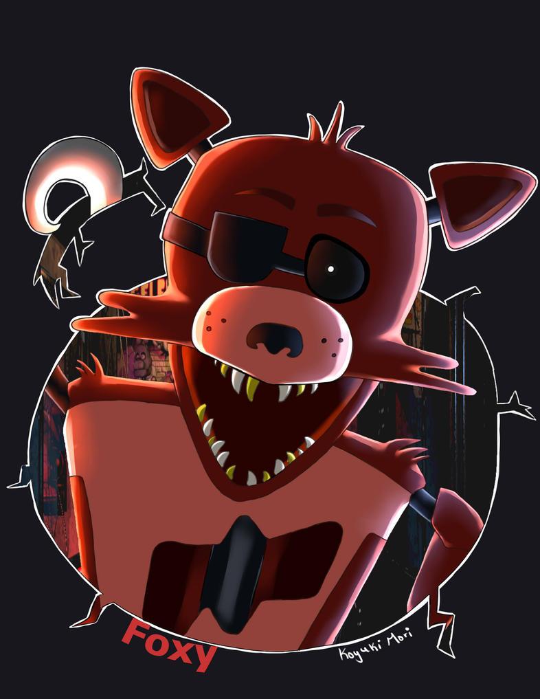 FNAF: FOXY by KoyukiMori