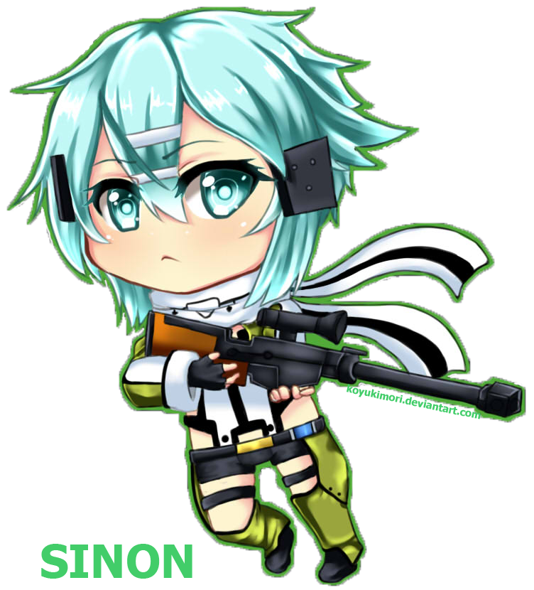 how to say sinon in sao