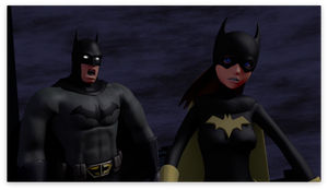 BATGIRL: The Killing Scene by TheRPGPlayer