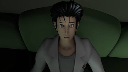 Timeleap (Okabe 3D Model) by TheRPGPlayer