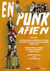 Punk poster by mrpip