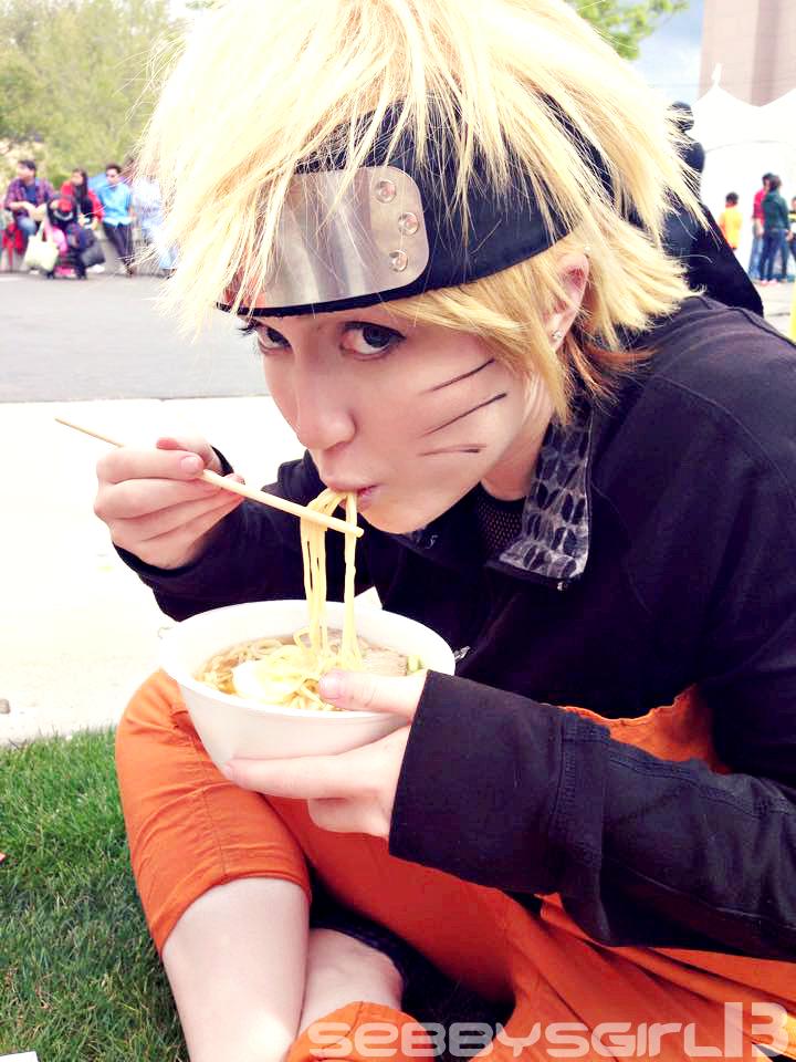 Naruto:: gotta get that ramen~ by SebbysGirl13