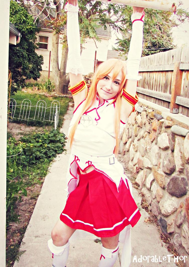 Sword Art Online:: Asuna~ by SebbysGirl13