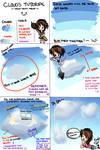 Clouds Tutorial Paint Tool Sai