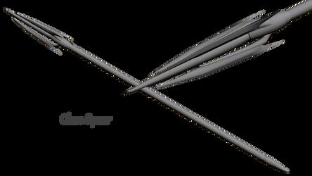 Skyrim Glass Spear