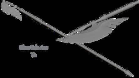 Skyrim Glass Polearm V2