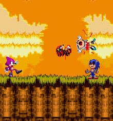 Sonic exe 3 fanmade Death zone act 666 by sonicexe935 on DeviantArt