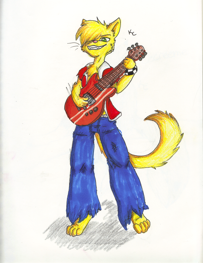 :AFO: Rockin' Out by SnookumsGal