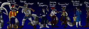 The Cooper Ancestors