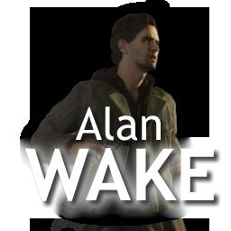 Alan Wake by VenomBE