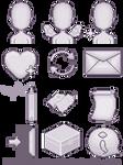 Memberarea Icons