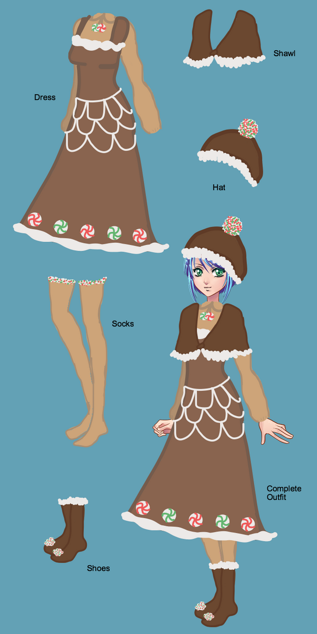 My Candy Love Design Contest Entry by Darkmoonfire37