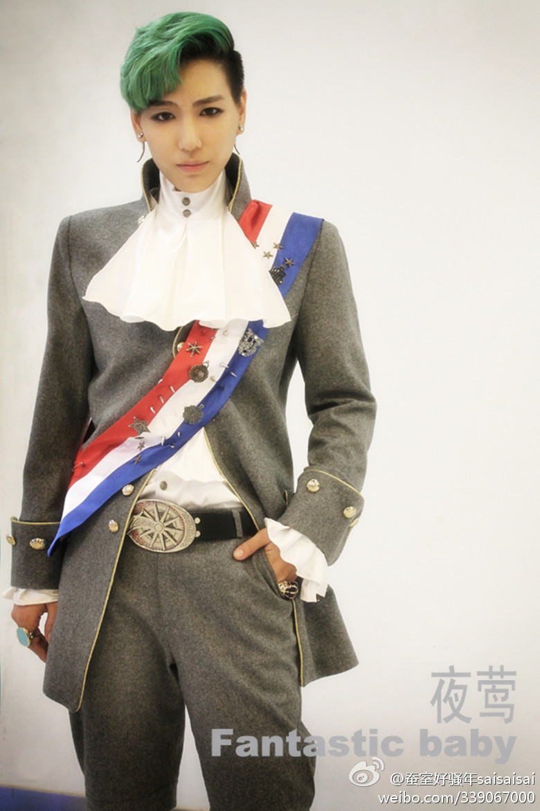 BIGBANG FANTASTIC BABY T.O.P COSPLAY by YEYINGdynasty