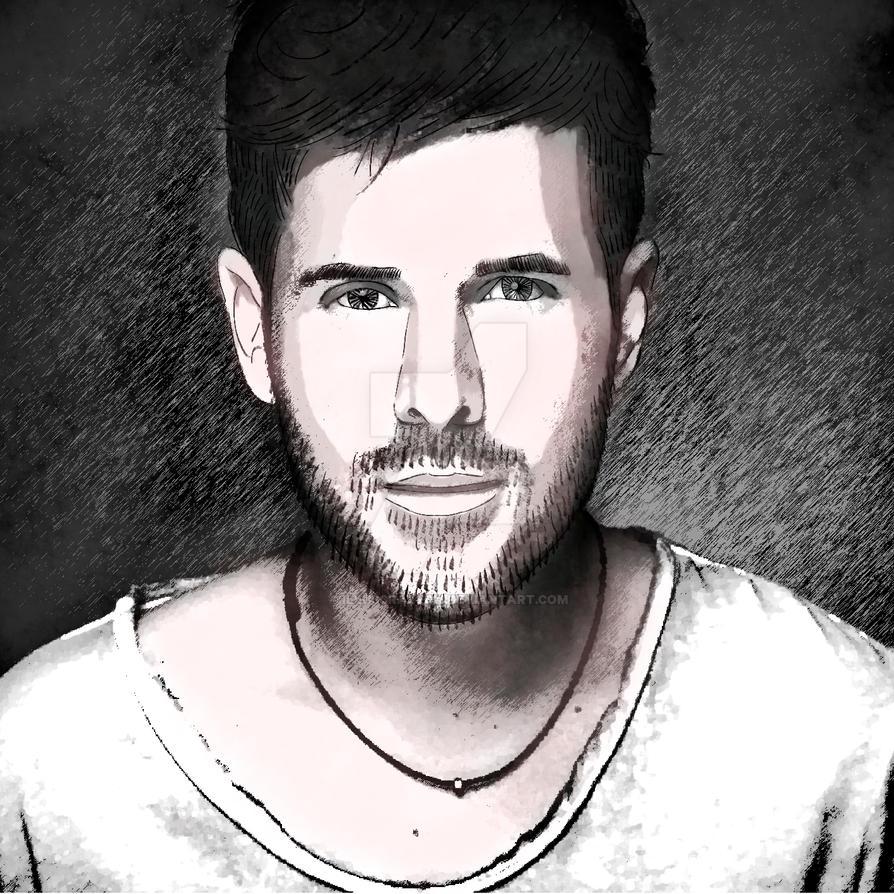 Pablo Lopez by illuscrazyon