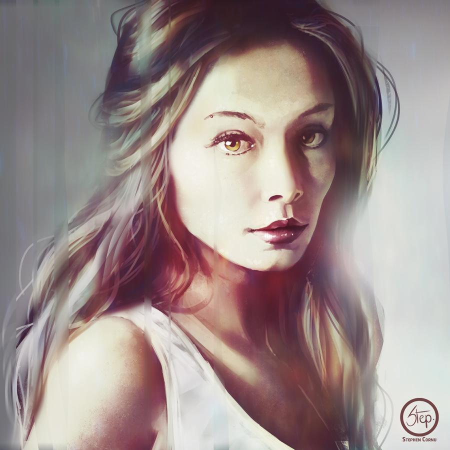 Portrait commission by tranenlarm