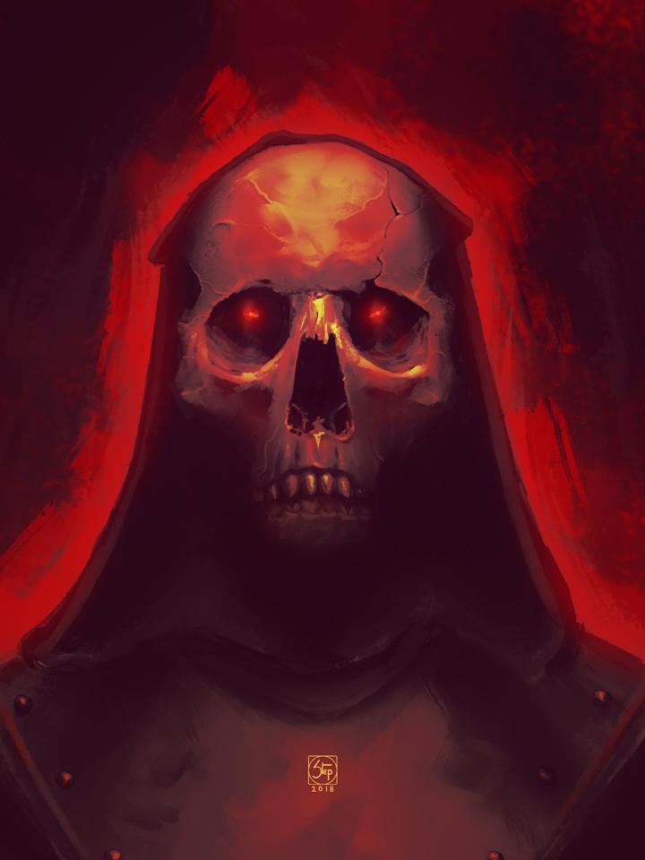 Skeleton by tranenlarm
