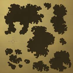 V1 Raythe: DToFF World Map V1 by manomow
