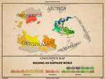 Building An Earthlike World: Language Map Alt.
