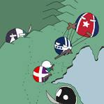 V3 Raythe: Ohrid Ball: Torrovn War