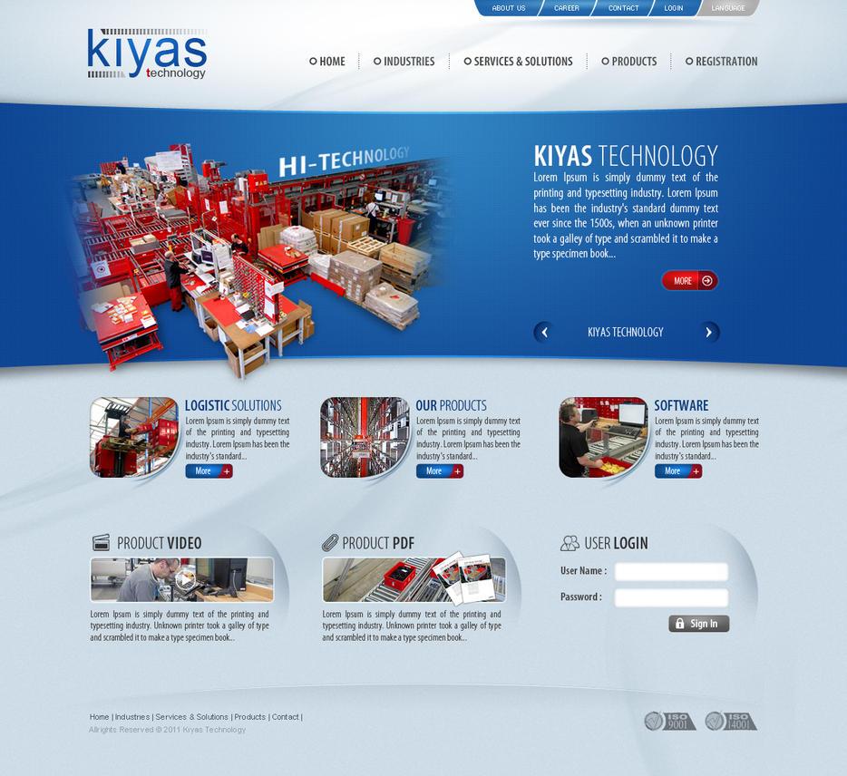 Kiyas Technology by zoginet