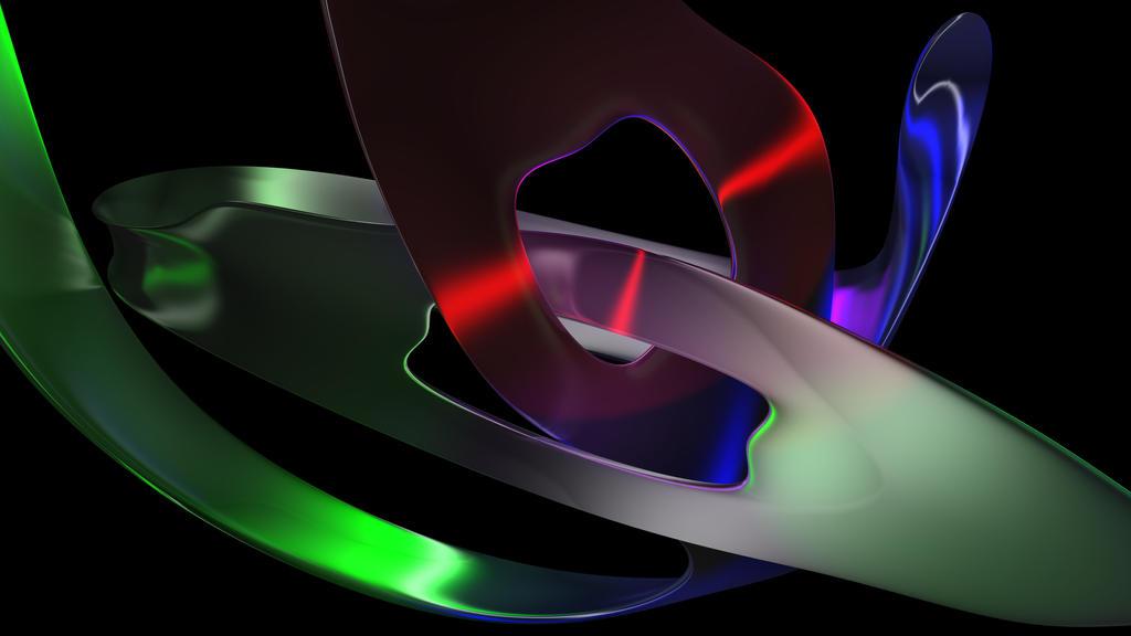 Sculpture belt couleur by Lydorn