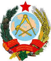 wizard Comintern emblem by OneHellofaBird