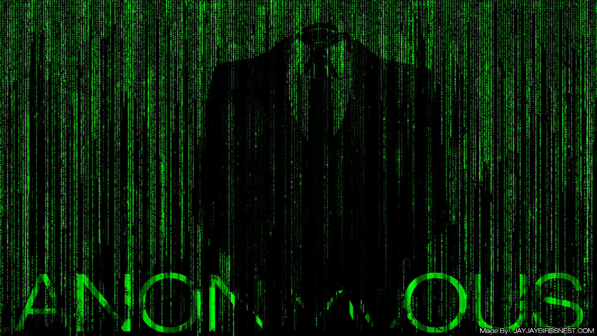 Anonymous Wallpaper by jayjaybirdsnest on DeviantArt